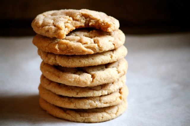 Perfect Peanut Butter Cookies via Alaska from Scratch